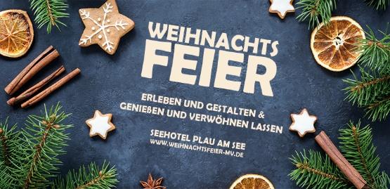 Weihnachtsfeier Kleine Gruppe.Weihnachtsfeier In Mecklenburg Für Firmen Und Unternehmen